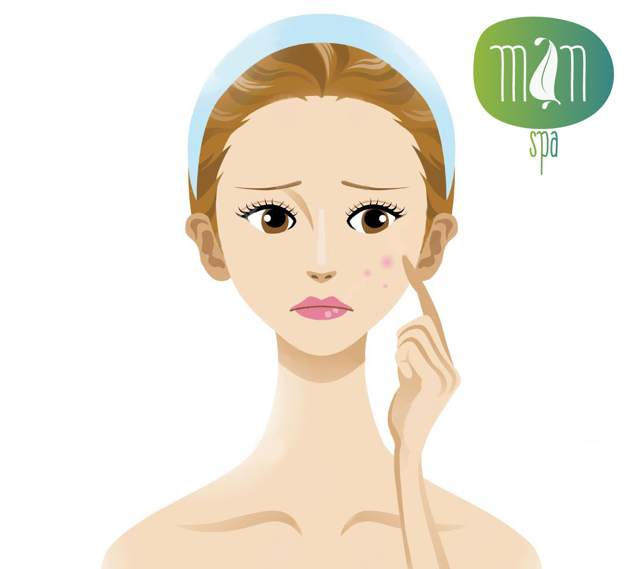 acne skin illustration (with logo, cropped)